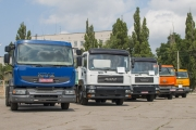 AutoKrAZ has released more than 25 newest models over the past 5 years for various sectors of the economy